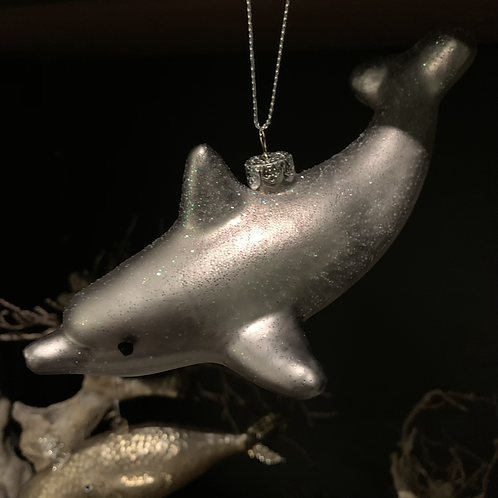 DOLPHIN xmas decor
