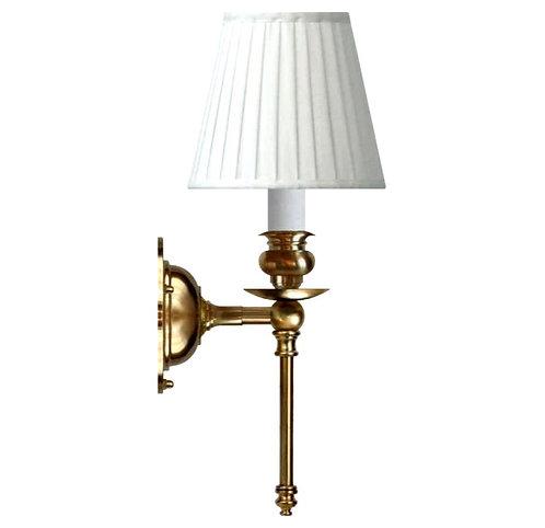 WALL LAMP & SHADE