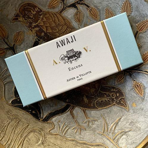 BOX OF INCENSES AWAJI A.d.V