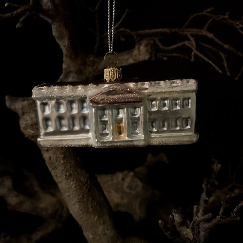 THE WHITE HOUSE Xmas tree decor