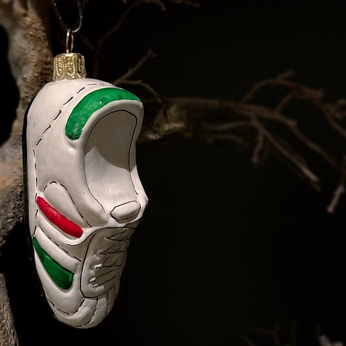FOOTBALL SHOE xmas decor