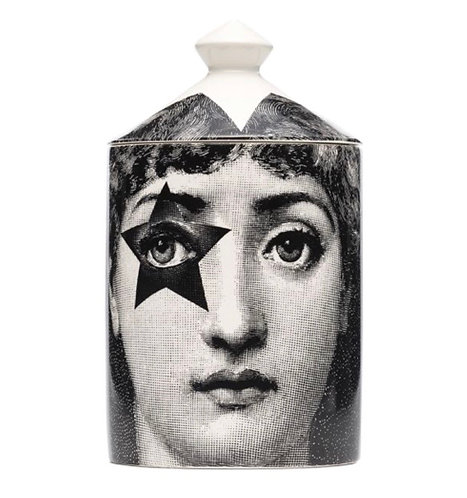 Scented  Candle 'Star Lina' Fornasetti