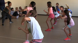 Street Dance 8-10 Jahre