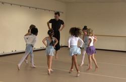 Ballett 6-8 Jahre