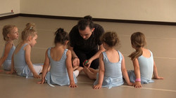 Pre-Ballett 4-5 Jahre