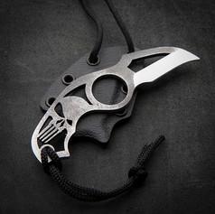 Punisher Claw Neck Knife