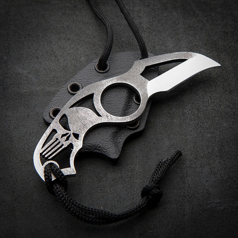 Punisher Claw Neck Knife