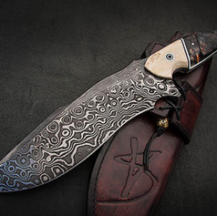 Raven Bowie in Damascus