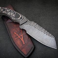 Carnivore Hunting Knife