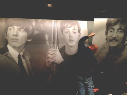 Beatle renovation install.