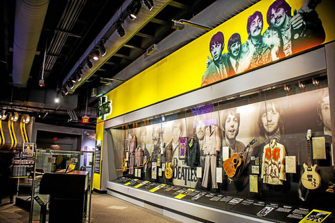 Beatles renovation.