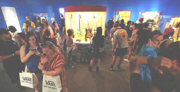 Warped Tour Exhibit