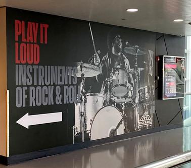 Play it Loud Exhibit