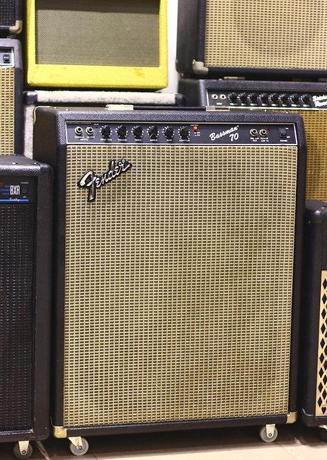 Loa Bass Nhật Fender bassman 70 .