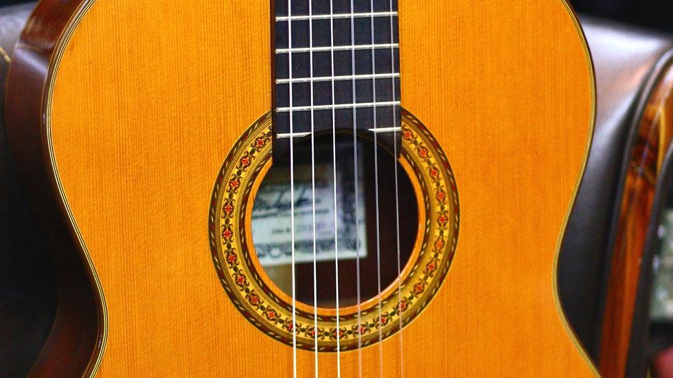 Matsuoka No.25 classic guitar 1979.