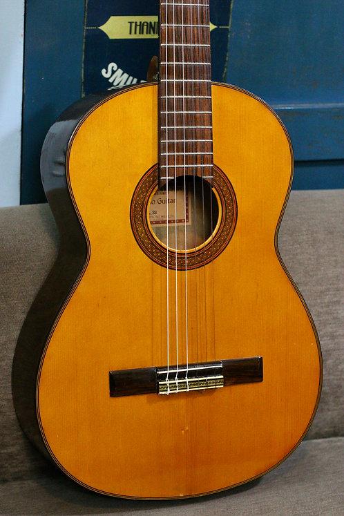 Guitar classic Shinano No.23 MIJ 1970s .