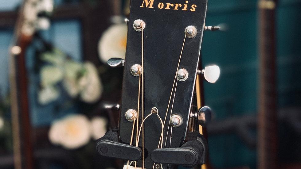 Guitar Morris_F10 Vintage 1969 .