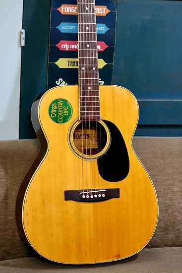 Guitar acoustic Morris F20 Made in Japan 1972 .