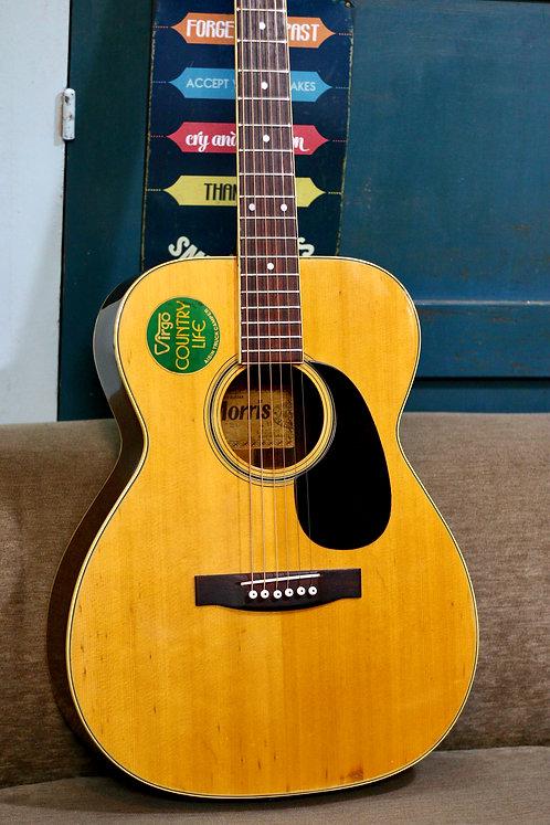 Guitar acoustic Morris F20 Made in Japan