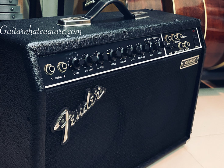 Loa ampli guitar Fender Japan Studio lead 22SC 1993