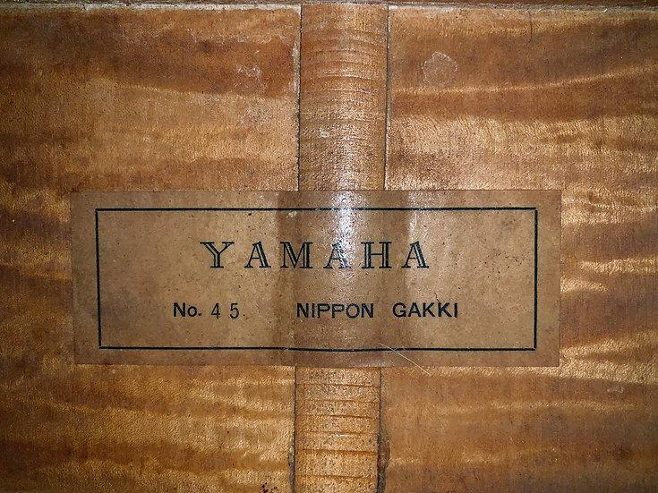 Guitar Nhật cổ Yamaha No.45 Full Solid