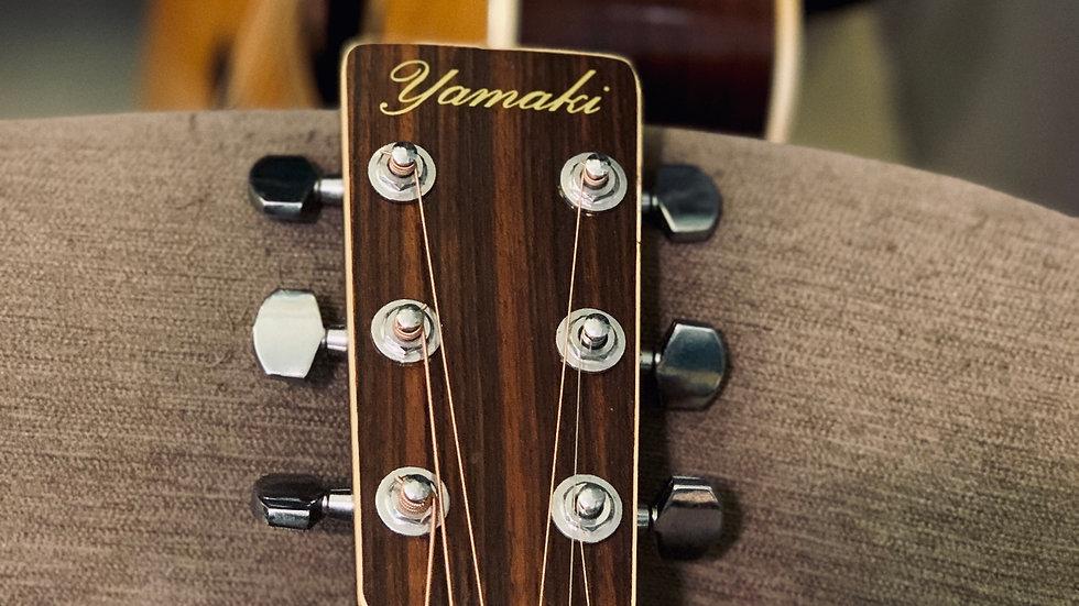 Guitar Yamaki_F25 1970s