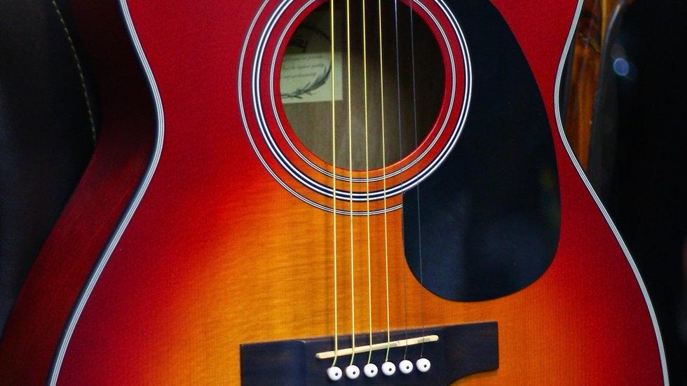 Headway HCF-20 acoustic guitar .