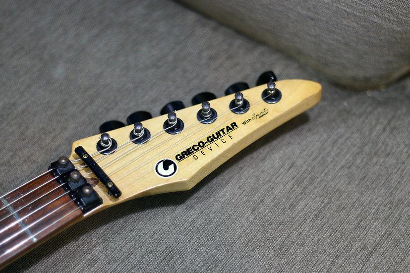 E-Guitar Greco Spitfire SPFF-55 vintage 1987 .
