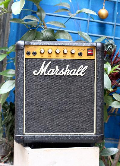 Ampli Marshall Lead12 Made in England .