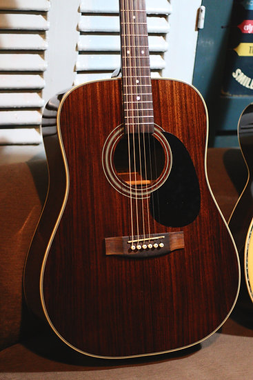 Guitar Acoustic Headway HD-45R Universe series .