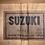 Thumbnail: Guitar classic Suzuki No.703 vintage 1960s.