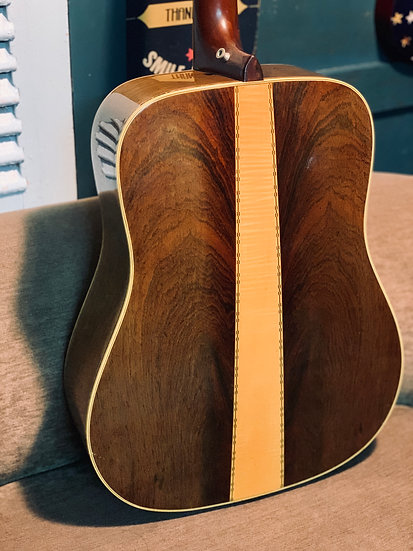 Guitar Nhật Aria 9430D Jacaranda.