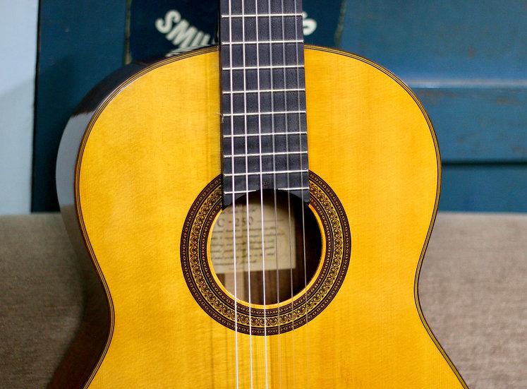 Guitar classic Yamaha C250 made in Japan từ năm 1980s