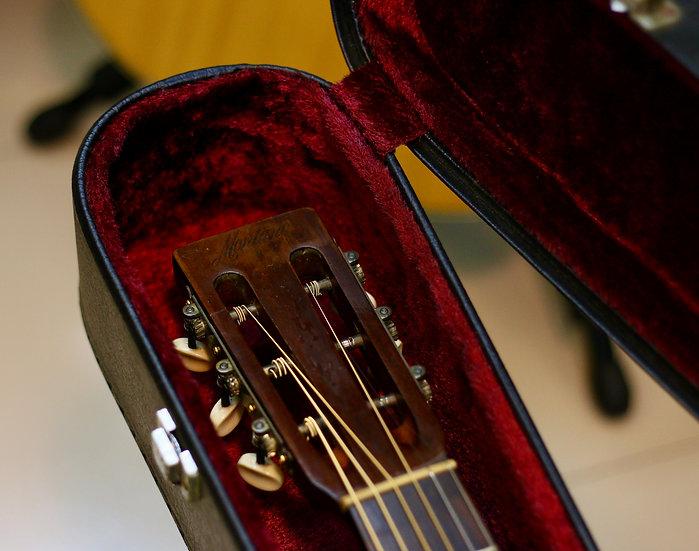 Guitar Nhật Montano by Takamine Gakki vintage1960.