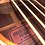 Thumbnail: Guitar acoustic Yamaha FG180 red lable vintage 1960s.