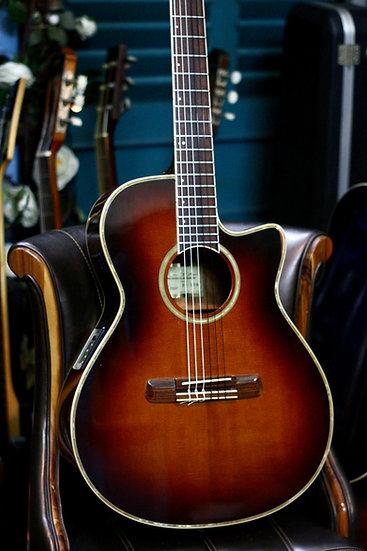 Guitar Morris Rumbler MR10G Nylon electric .