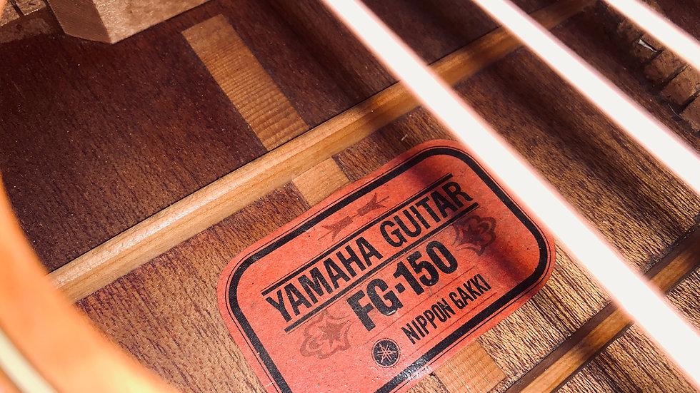 Yamaha FG150 vintage 1969s