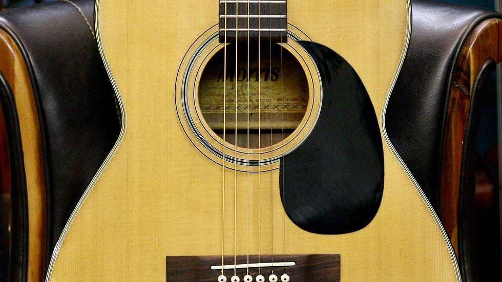 Guitar Nhật Morris F10 cổ năm 1974 .