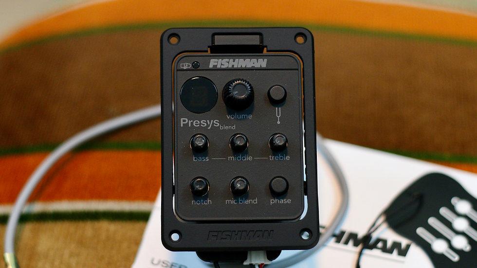 EQ Fishman 301 Presys Blend chính hãng có Mic .