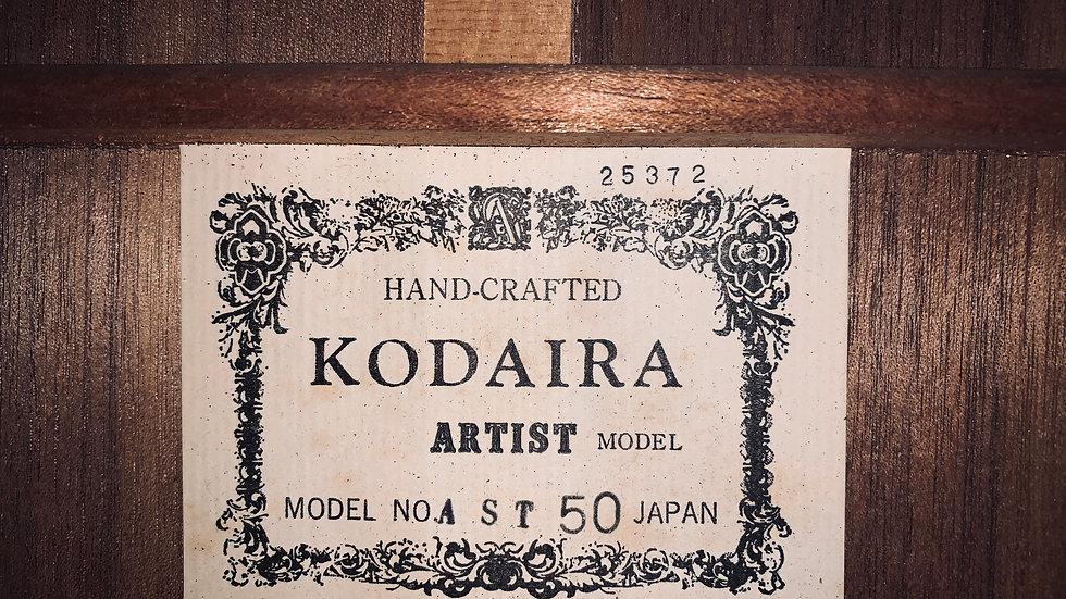 Guitar classic Kodaira AST50 dòng Artist .