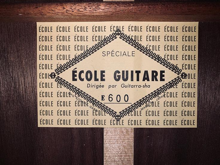 Guitar École Guitare E600 by Kodaira.