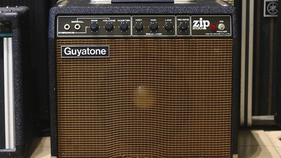 Guyatone Zip200 ampli guitar MIJ 80s .