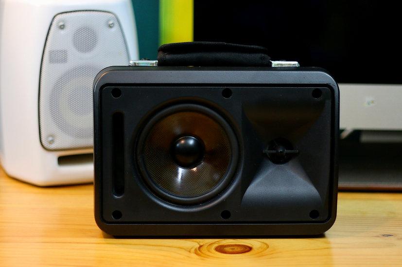 Amp Vox Mini 3 đã được D.I.Y với loa Carbon công suất 60w