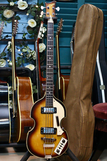 Greco_VB Violin Beatle Bass (Made in Japan)