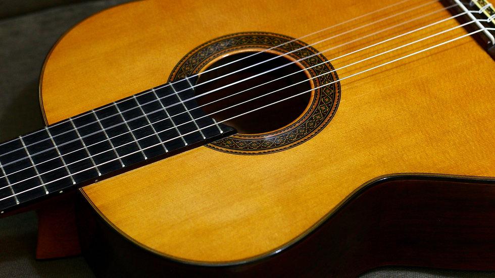 Guitar classic Shinano_No45 MIJ 1970s .