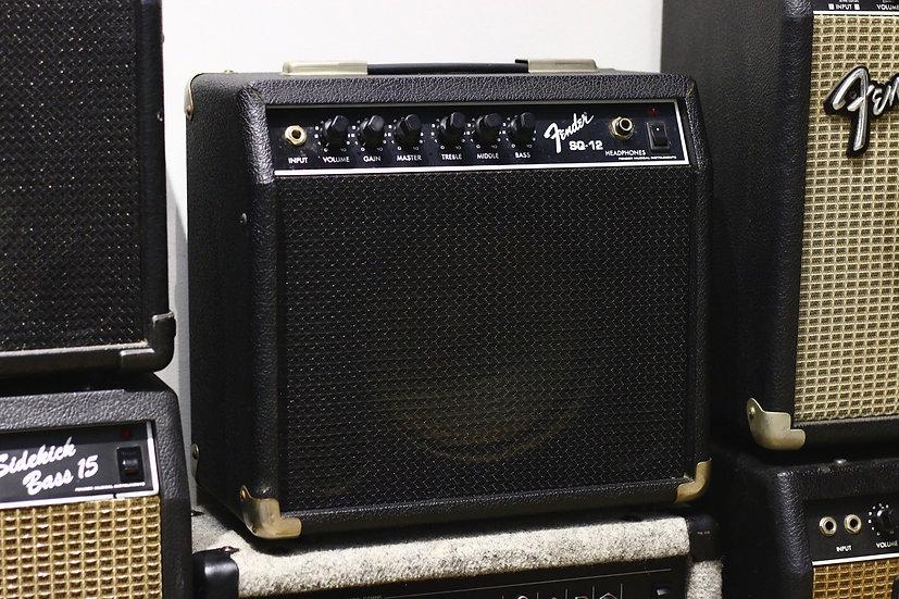 Fender SQ12 Ampli guitar