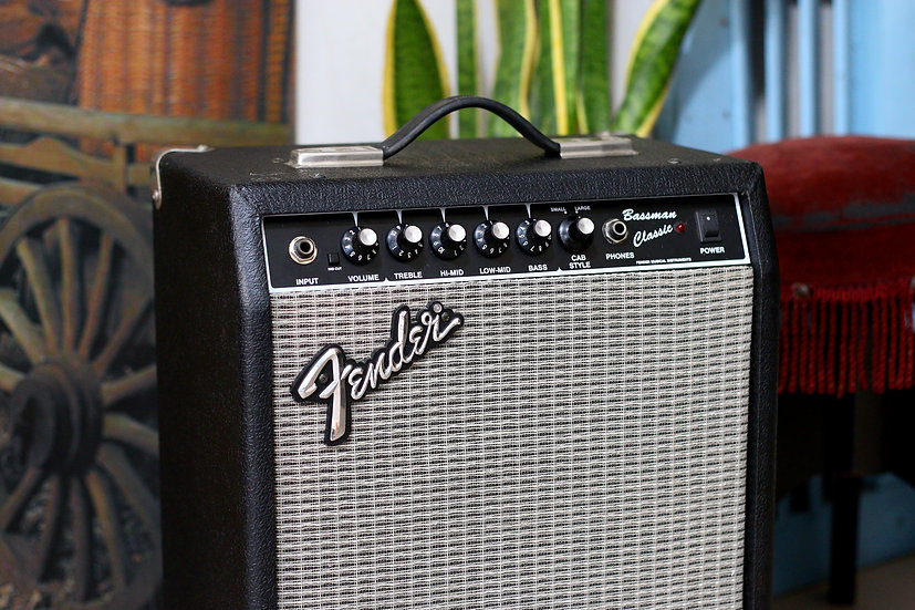 Loa Ampli Fender bassman classic BMC20CE made in Korea.