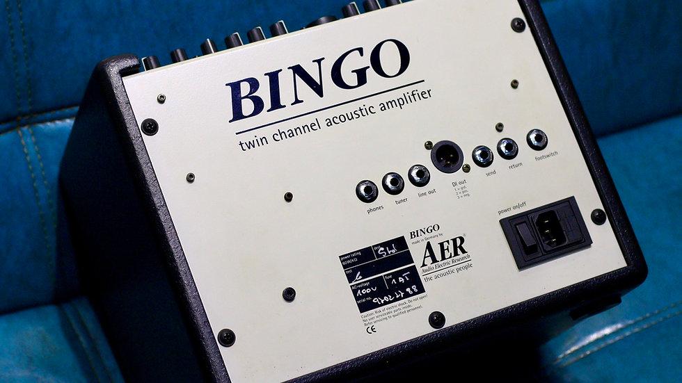 AER Bingo ampli acoustic Made in Gernamy .