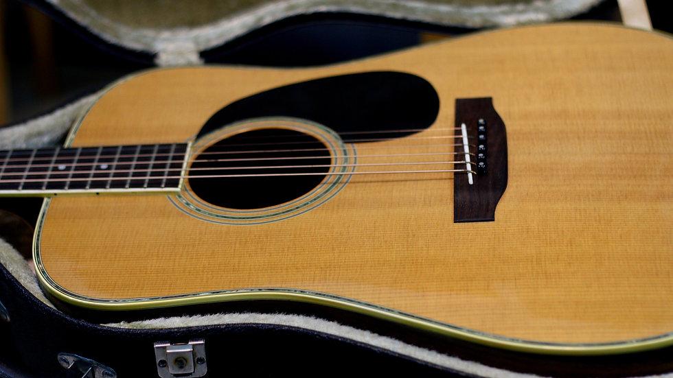 GuitarMorris W50 Specialvintage 1975 .