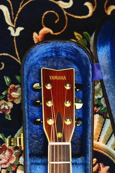 Yamaha L5 Gen1 like new acoustic guitar MIJ 1970s
